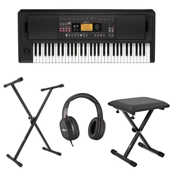 Korg EK50L Entertainer Keyboard X-Frame Package