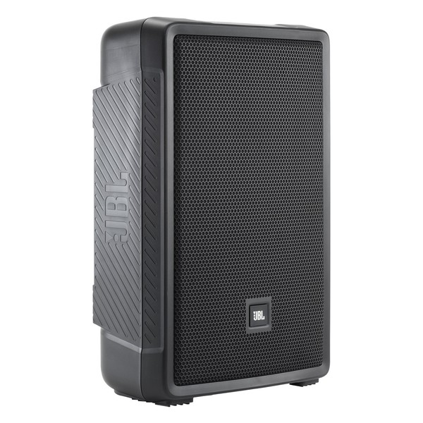 JBL IRX 12 inch Active Portable Speaker with Bluetooth, Front Angled Right