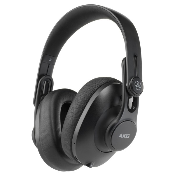 AKG K361-BT Bluetooth Headphones - Angled