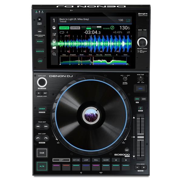 Denon DJ SC6000 Prime Media Player - Top