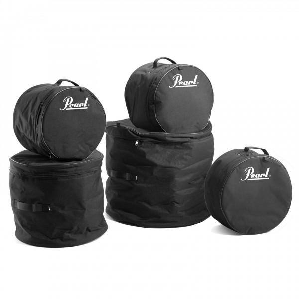 Pearl DBS01N Padded Drum Bags Rock Sizes