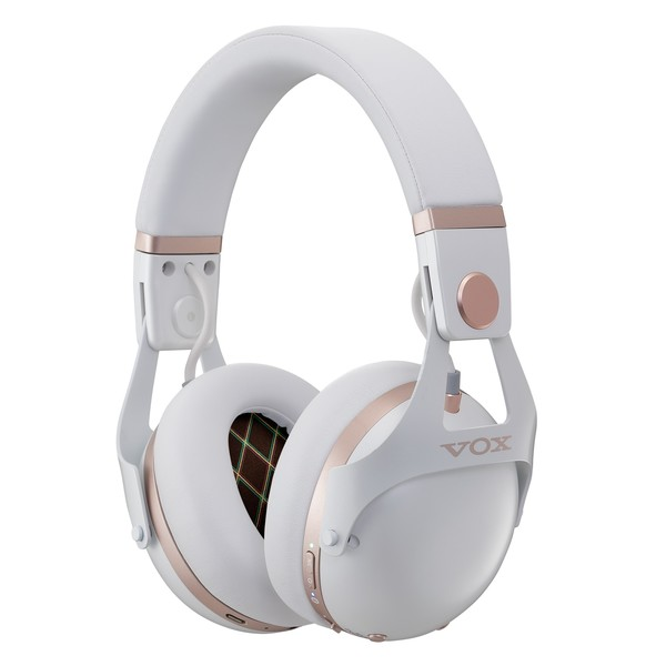 Vox Silent Session Studio Headphones, White