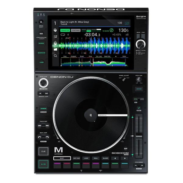 Denon DJ SC6000M Prime Media Player - 2