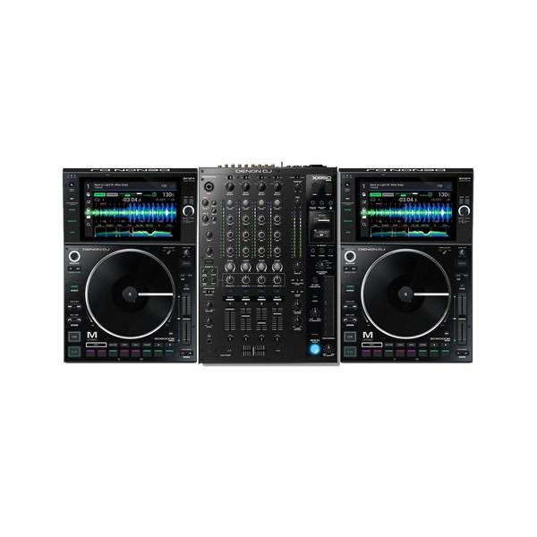 Denon DJ SC6000M and X1850 Prime Bundle - main