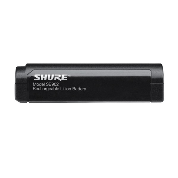 Shure SB902 Rechargeable Battery for GLX Wireless Systems