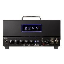 Shop now | Revv G20 Lunchbox Valve Head w/ Two Notes Cab Emulation