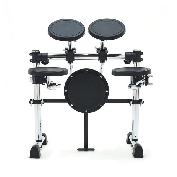 Gibraltar 5 Piece Practice Pad Kit on Rack