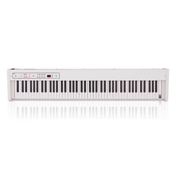 Korg D1 Digital Stage Piano, White