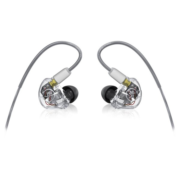 Mackie MP-460 In-Ear Monitors, Front