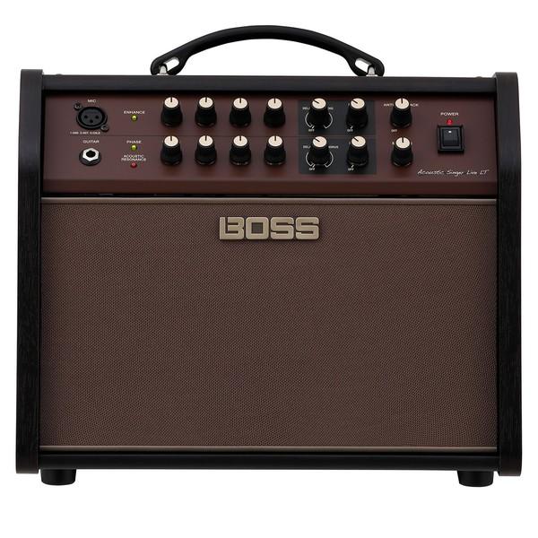 Boss Acoustic Singer Live LT Amplifier - Front View