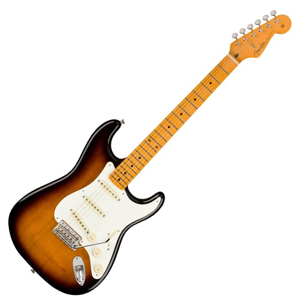 Fender Eric Johnson 1954 Virginia Stratocaster MN, 2-Tone Sunburst - Main