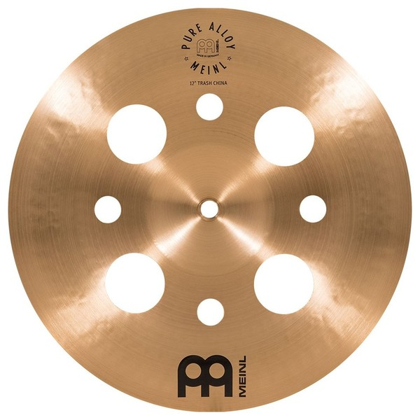 "Meinl Pure Alloy 12"" Trash China"