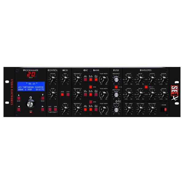 Studio Electronics SE-1X, Limited Edition