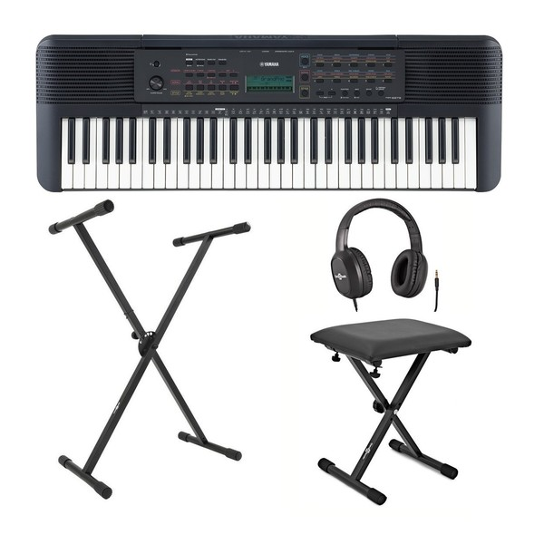 Yamaha PSR E273 Portable Keyboard Package
