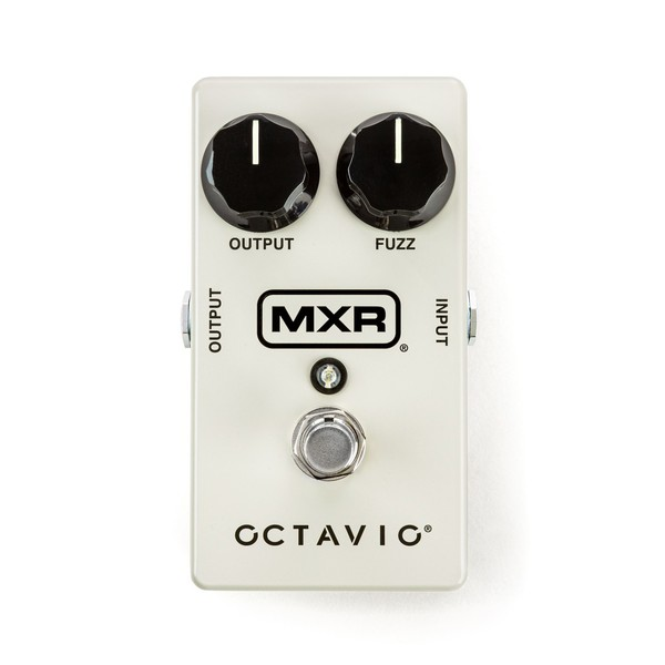MXR M267 Octavio Fuzz, Face