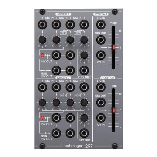 Behringer System 100 297 Dual Portamento