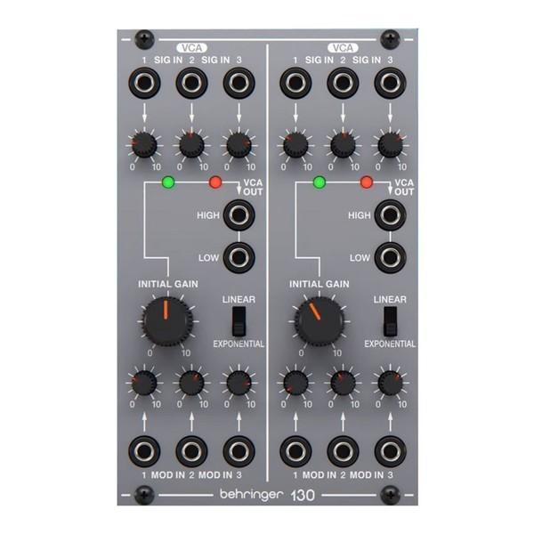 Behringer System 100 130 Dual VCA