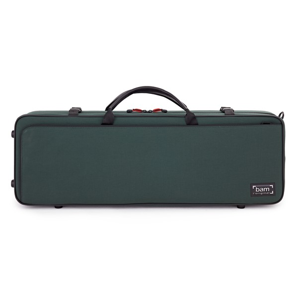 BAM 2002 Classic Violin Case, Forest Green