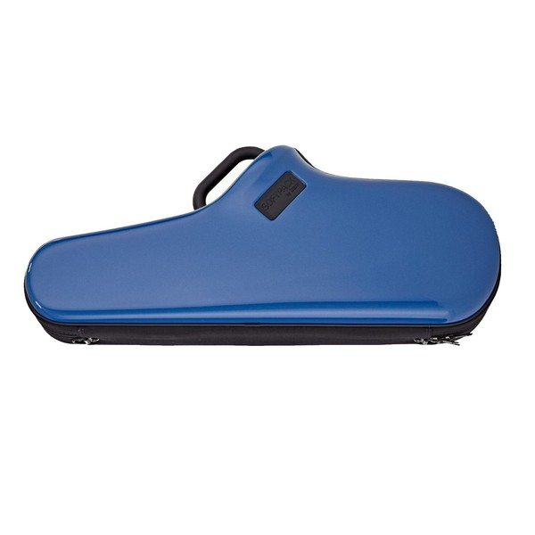 BAM 4001S Softpack Alto Saxophone Case, Ultramarine Blue