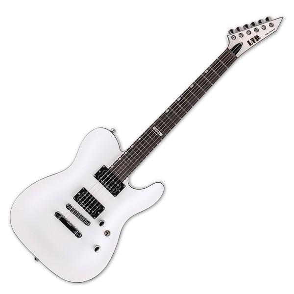 ESP LTD Eclipse '87 NT, Pearl White - Main