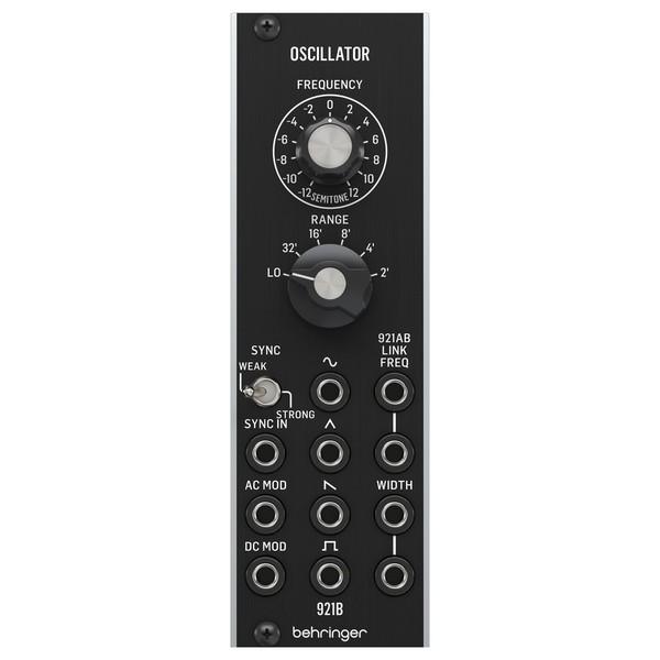 Behringer System 55 921B Oscillator - Front