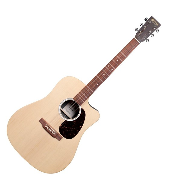 Martin DC-X2E, Sitka Top & Rosewood Sides w/ Fishman MX, Front
