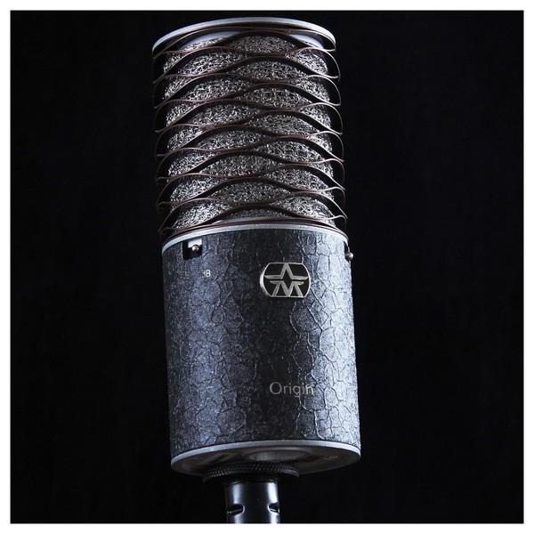 Aston Origin Svart, Begrenset Utgave Pakkeløsning | Gear4music