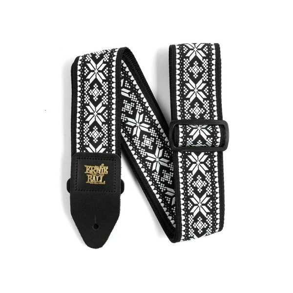 Ernie Ball Polypro Jacquard Strap, Midnight Blizzard