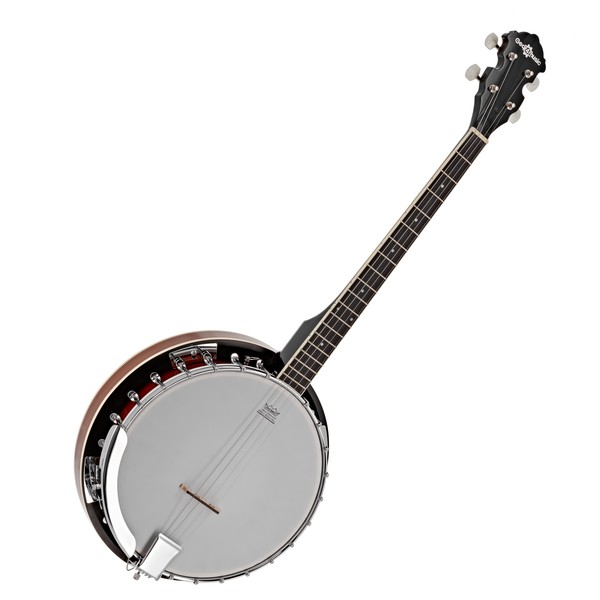 4 String Banjo by Gear4music