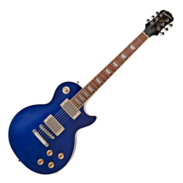 Epiphone Les Paul Tribute Plus, Midnight Sapphire