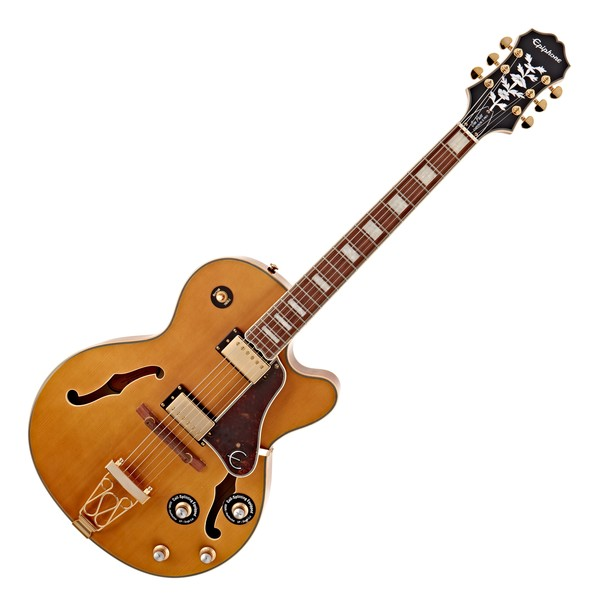 Epiphone Joe Pass Emperor-II Pro, Vintage Natural