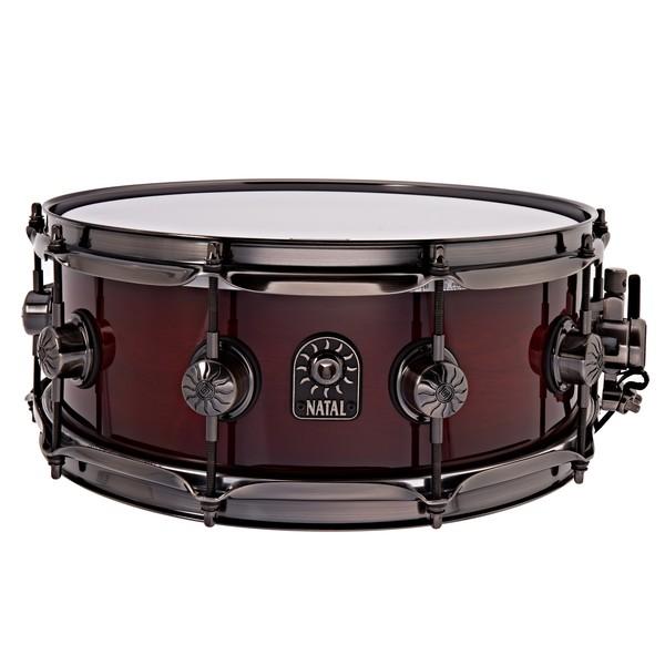 "Natal Originals Walnut 14 x 5.5"" Snare Drum, Sunburst"