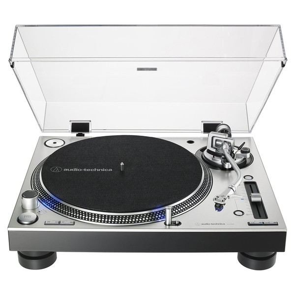 Audio Technica AT-LP140XP - Front Open