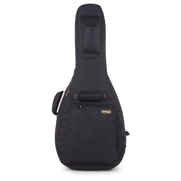 RockGear B/PLUS Student Plus Acoustic Gig Bag - front