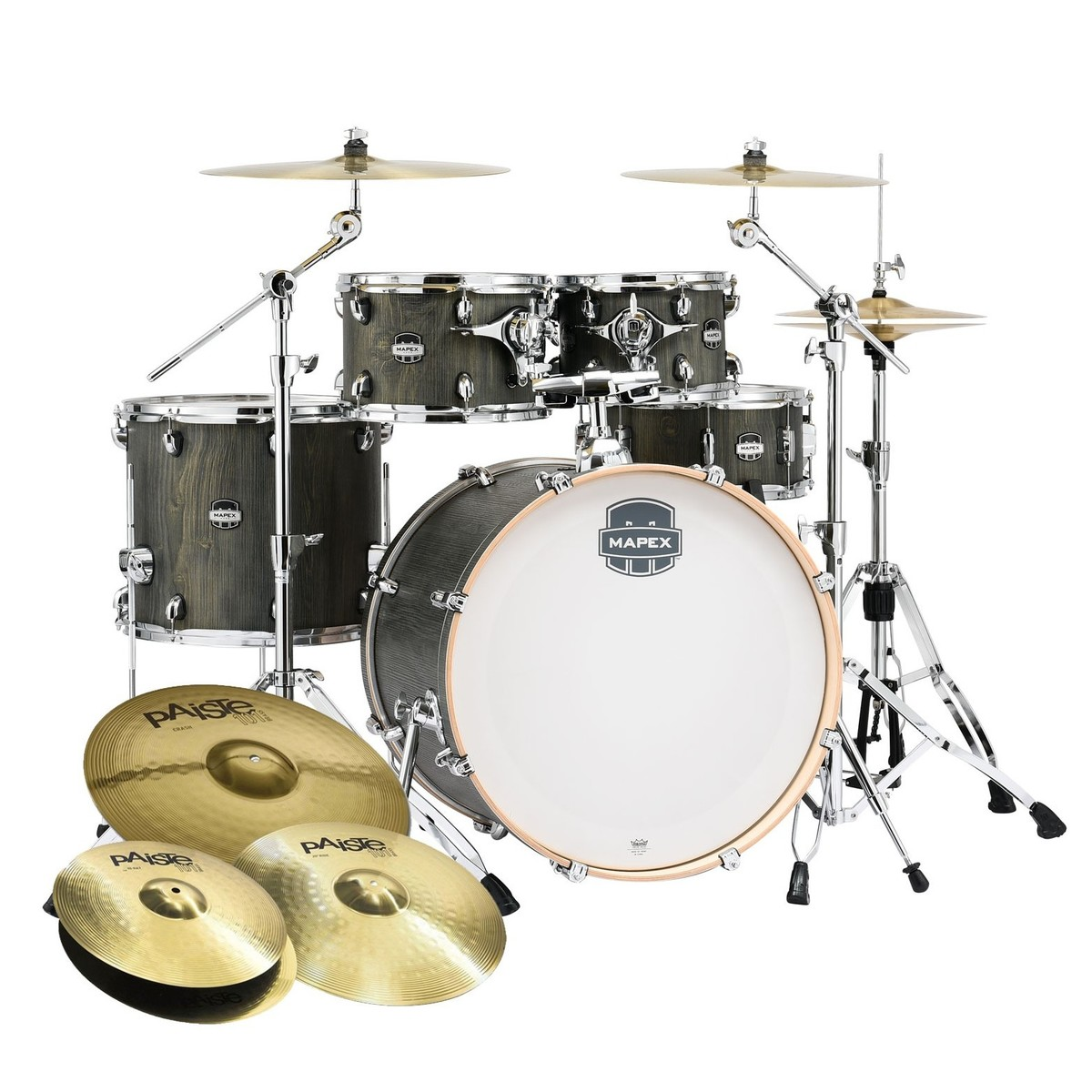 Click to view product details and reviews for Mapex Mars 22 5pc Rock Fusion Drum Kit W Cymbals Dragonwood.