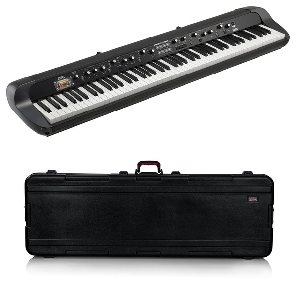 Korg SV2 Stage Piano, 88 Key, Gator Case Bundle