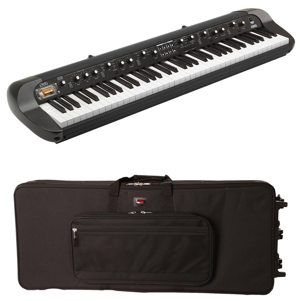 Korg SV2 Stage Piano, 73 key, Gator Case Bundle