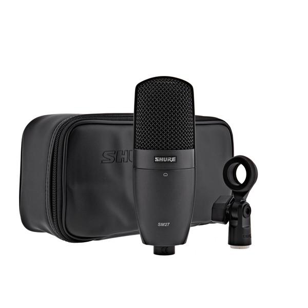 Shure SM27 Side Address Condenser Microphone