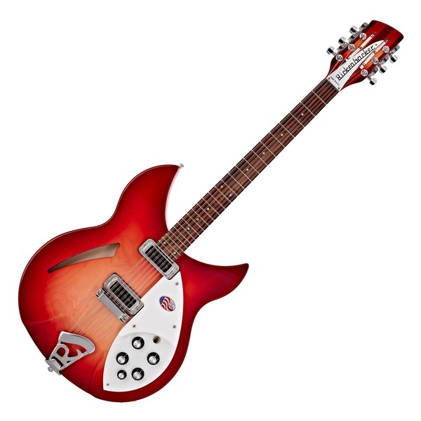 Rickenbacker 330 12 String, Fireglo