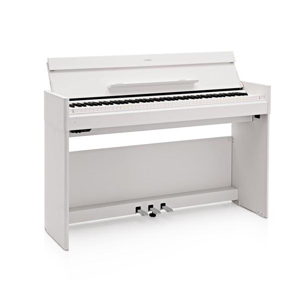 Yamaha YDP S54 Digital Piano, White