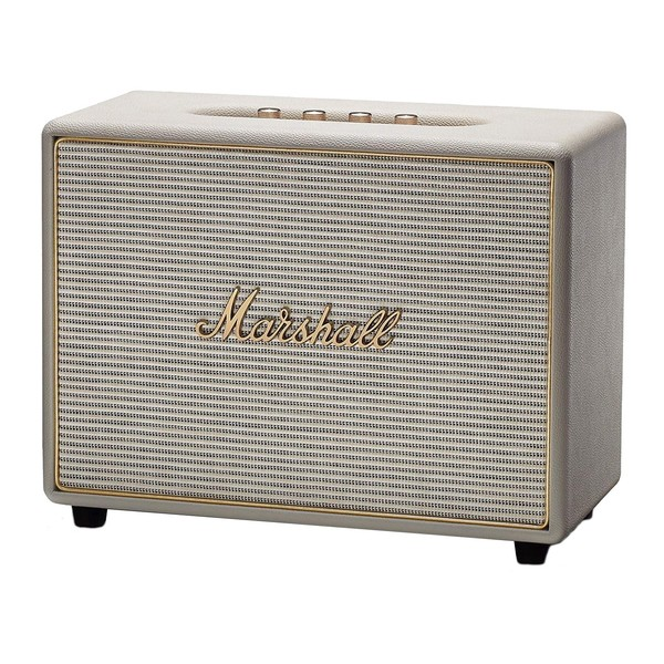 Marshall Woburn Multi Room Speaker, Cream