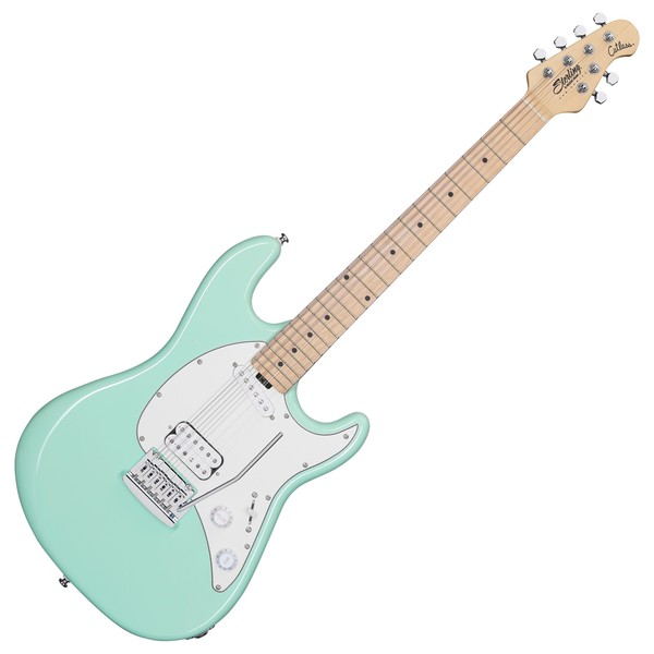 Sterling SUB Cutlass Short Scale HS MN, Mint Green - front
