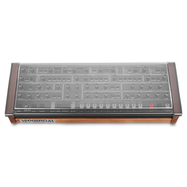 Decksaver Sequential Prophet 6 Desktop Cover - Top