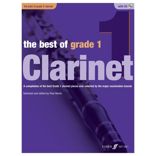 The Best of Grade 1 Clarinet, Book and CD