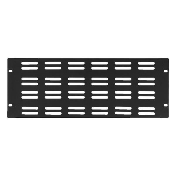 Monacor RCP-8724U 4U Ventilation Panel, Front