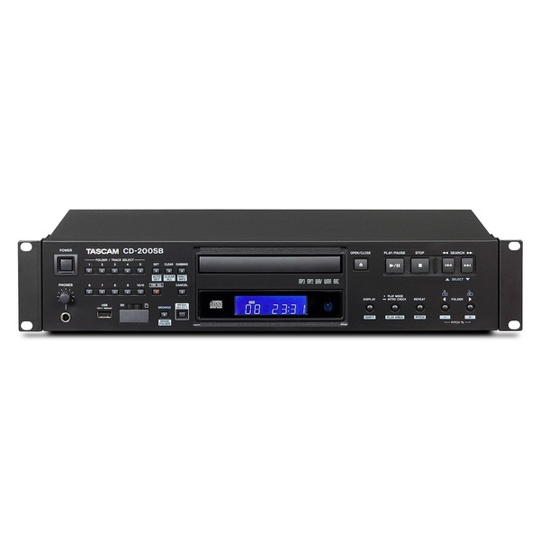 Tascam CD-200SB Solid-State and CD Player