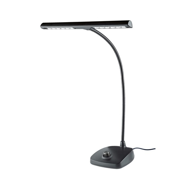 K&M 12298 LED Piano Lamp, UK Plug