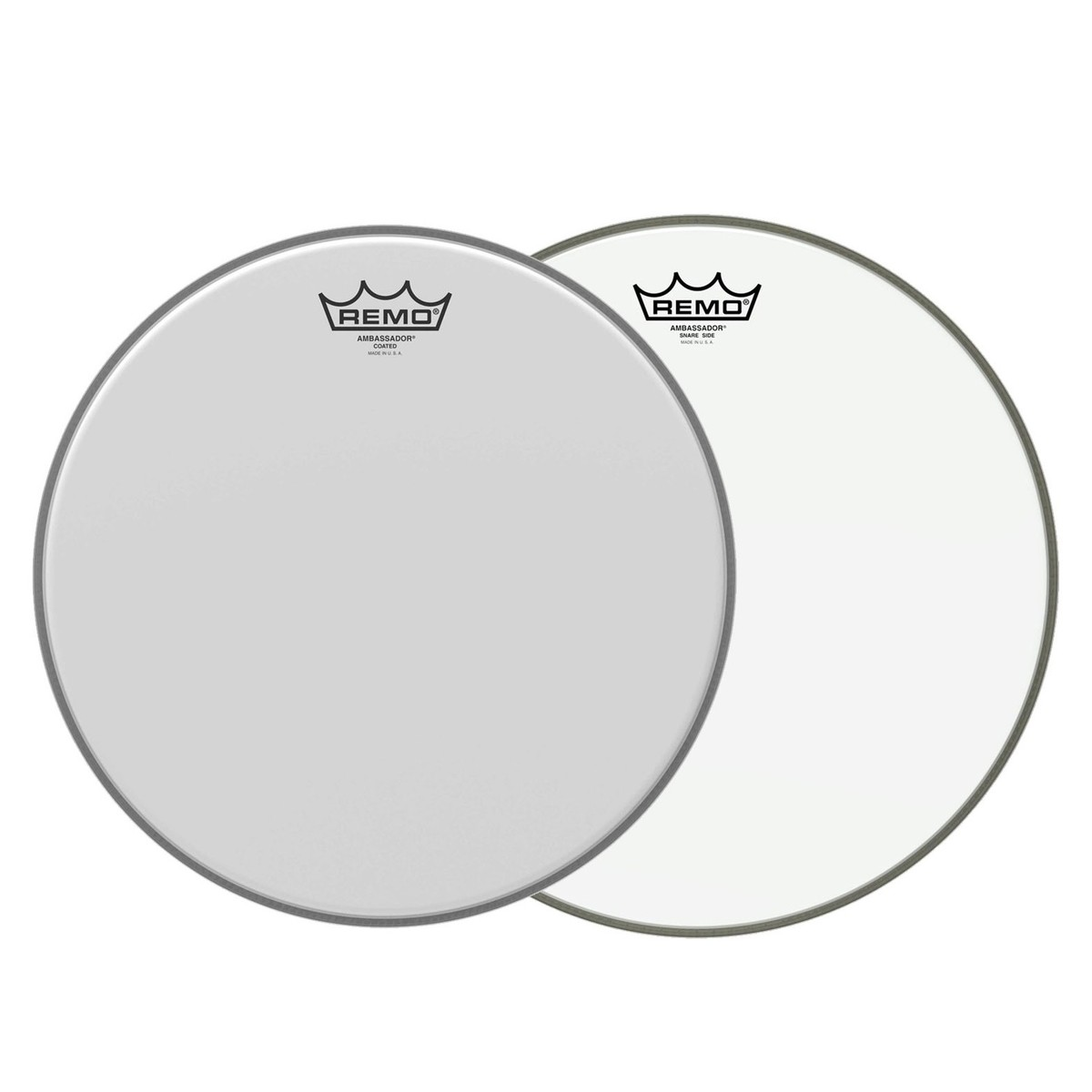 Click to view product details and reviews for Remo Ambassador Coated 14 Snare Upgrade Pack W 14 Hazy Snare Side.