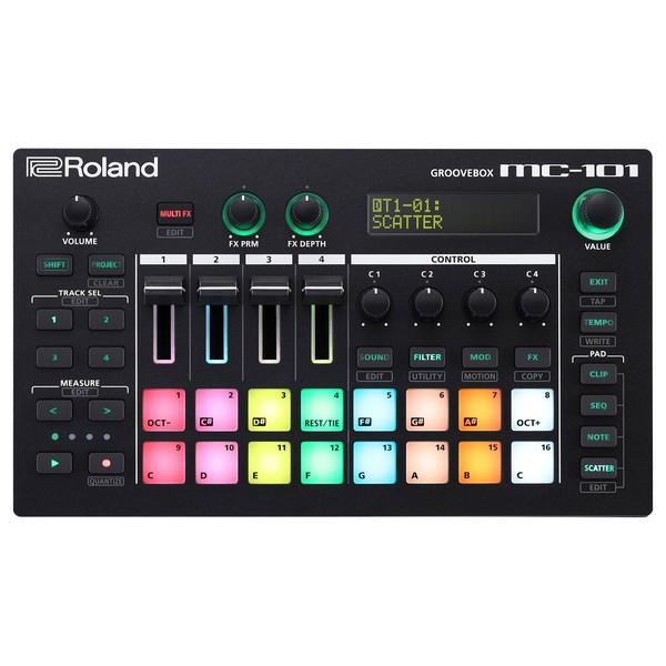 Roland AIRA MC-101 main