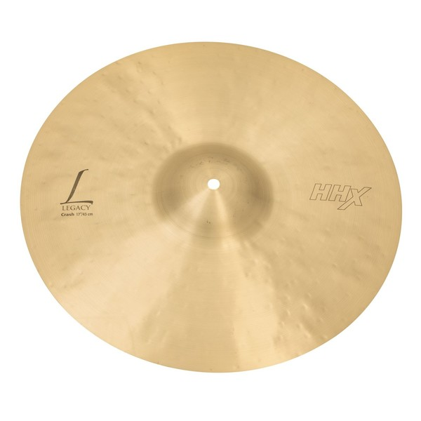 Sabian HHX 17'' Legacy Crash Cymbal, Natural Finish